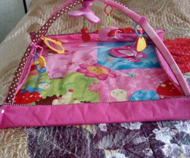 Развивающий коврик maxi tiny love. Фото 4. Сызрань.