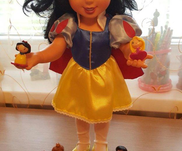 Кукла белоснежка из disney. Фото 1. Москва.