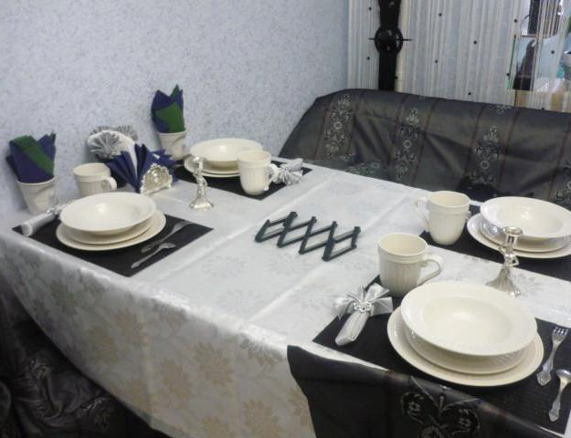 Скатерть кухонная бу. Фото 1. Знамя Октября.