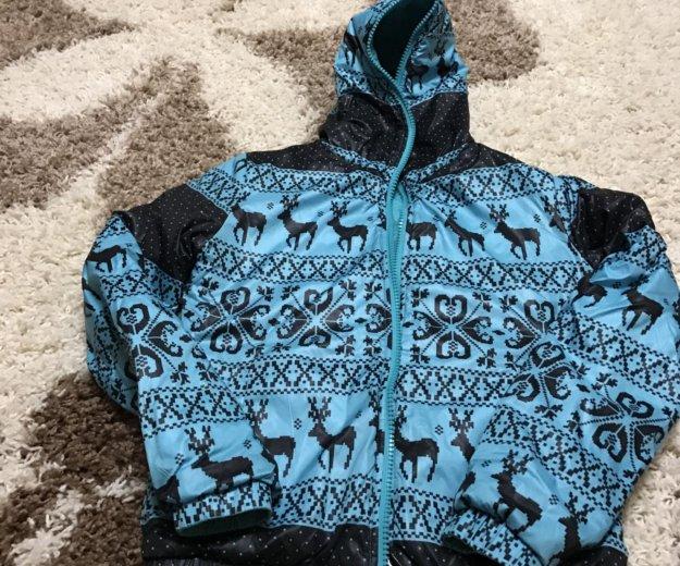 Двухсторонняя курточка. Фото 3. Иваново.