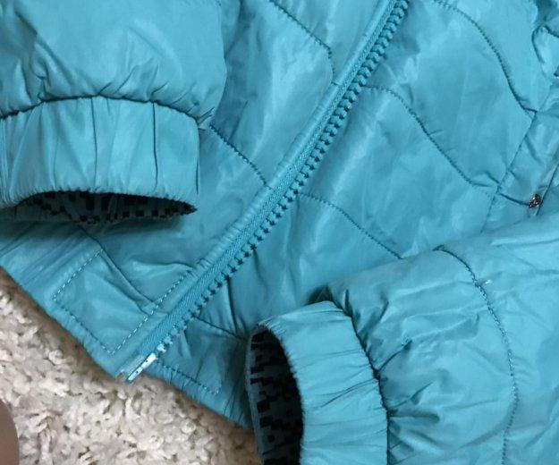 Двухсторонняя курточка. Фото 2. Иваново.