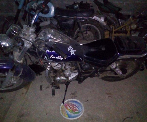 Мотоцикл indigo. Фото 4. Люберцы.
