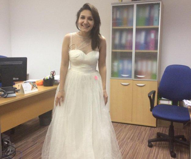 Свадебное платье новое. Фото 2. Юбилейный.