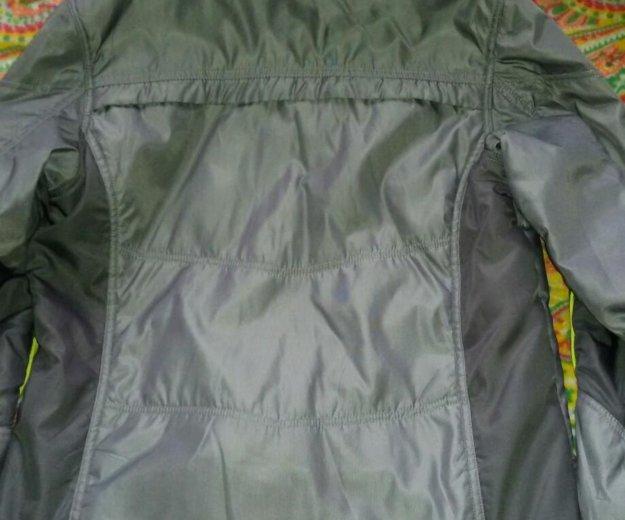 Весенняя куртка на подростка. Фото 1. Новокуйбышевск.