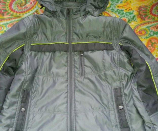 Весенняя куртка на подростка. Фото 2. Новокуйбышевск.