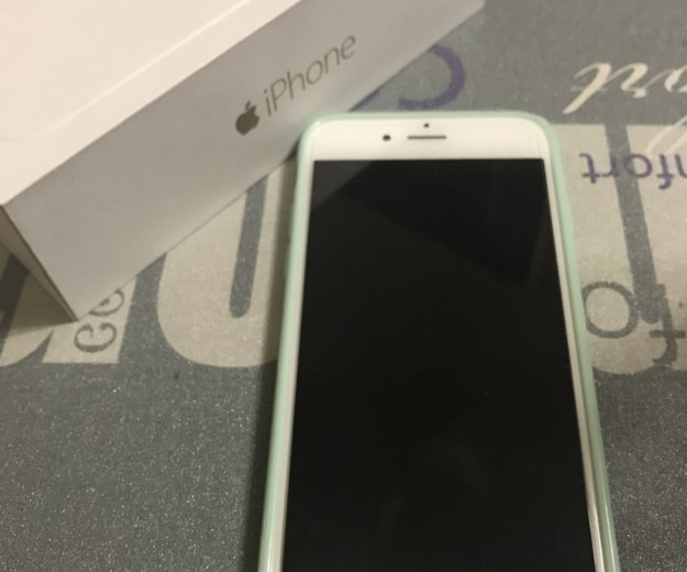 Apple iphone 6 64 gb gold. Фото 1. Челябинск.
