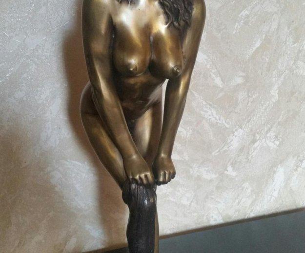 Статуэтка из цветного металла.германия.. Фото 3. Зеленоград.