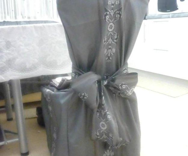 Чехлы для стульев бу ручная работа.. Фото 1. Знамя Октября.