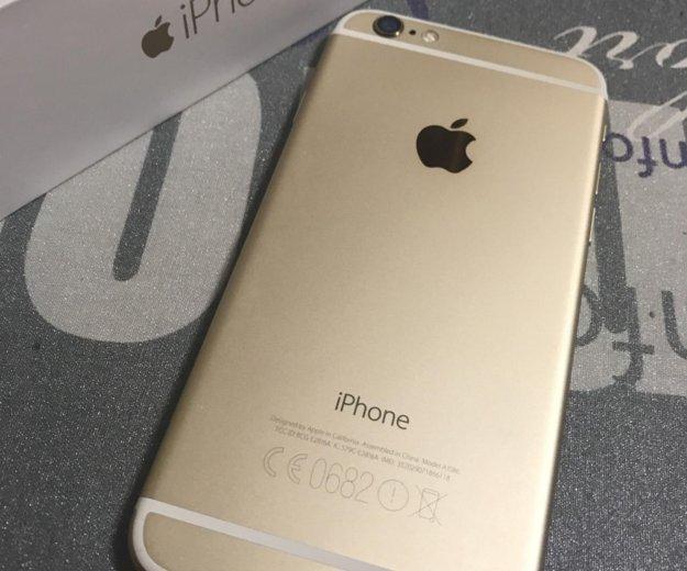 Apple iphone 6 64 gb gold. Фото 2. Челябинск.