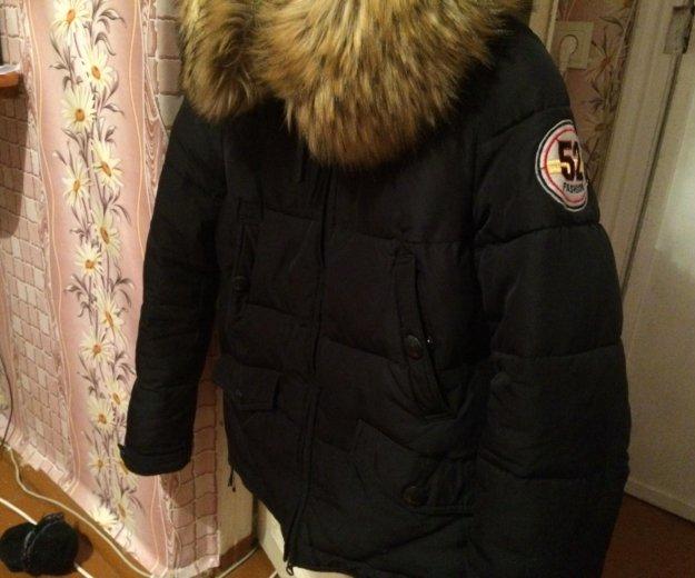 Курточка зимняя. Фото 1. Нижний Тагил.