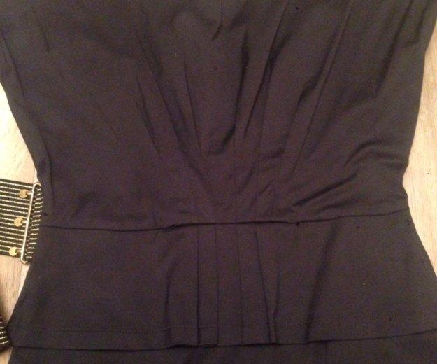 Платье с баской. Фото 3. Тюмень.