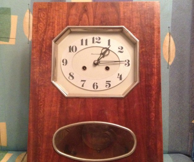 Часы янтарь. Фото 1. Москва.