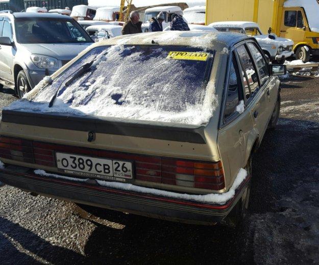 Продам опель аскона 1986 года. инжектор. Фото 2. Ставрополь.