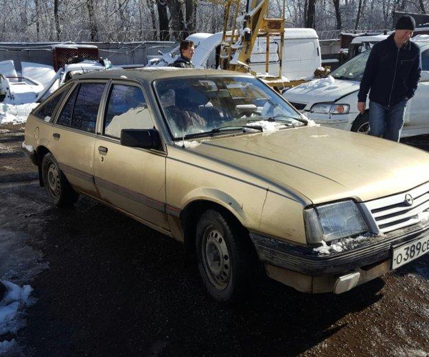 Продам опель аскона 1986 года. инжектор. Фото 3. Ставрополь.