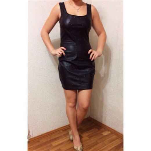 Черное платье bershka. Фото 2. Екатеринбург.
