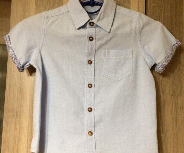Рубашка детская mothecare. Фото 1. Химки.