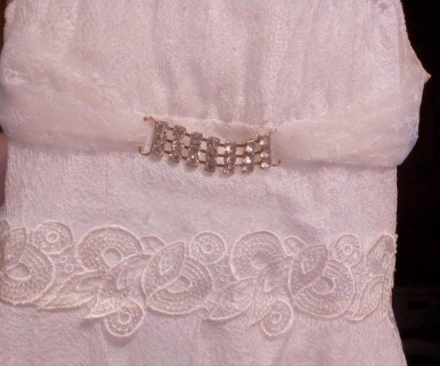 Праздничное платье для девочки. Фото 1. Железнодорожный.