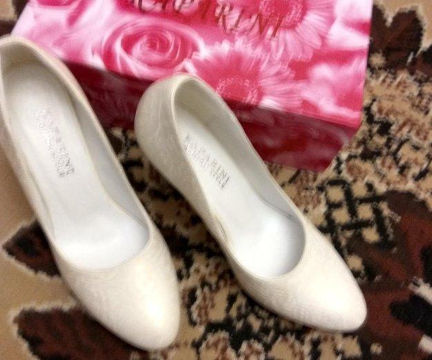 Туфли для свадьбе. Фото 2. Москва.