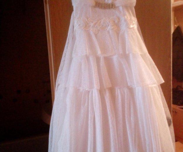 Праздничное платье для девочки. Фото 3. Железнодорожный.