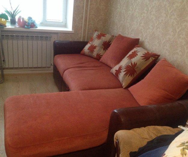 Угловой диван. Фото 1. Анджиевский.