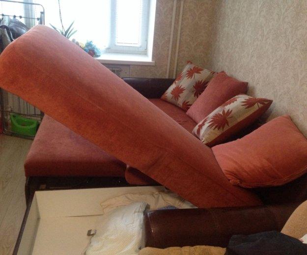 Угловой диван. Фото 4. Анджиевский.