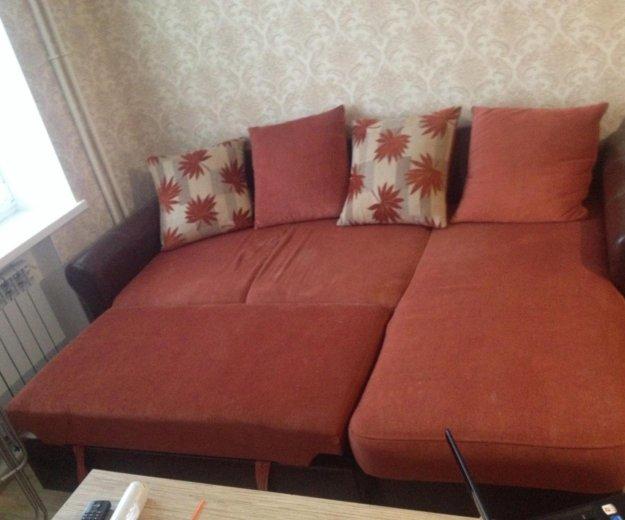 Угловой диван. Фото 2. Анджиевский.