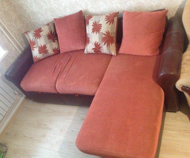 Угловой диван. Фото 3. Анджиевский.
