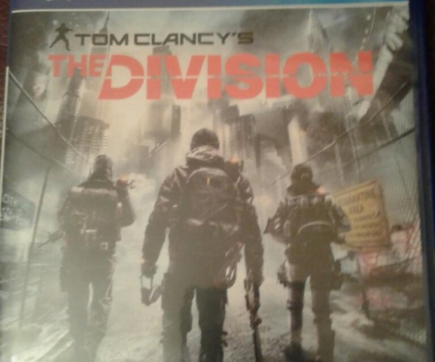 Tom clancy's the division. Фото 1. Руза.