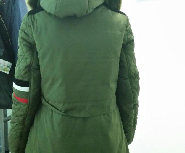 Куртка зимная.. Фото 1. Красногорск.