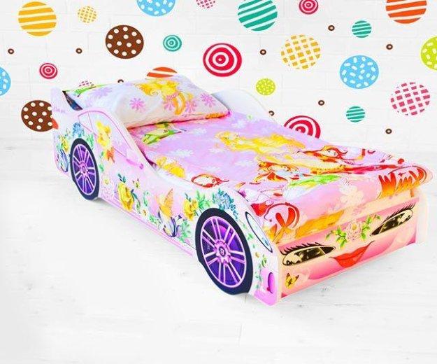 Детские кровати машины. Фото 2. Воскресенск.