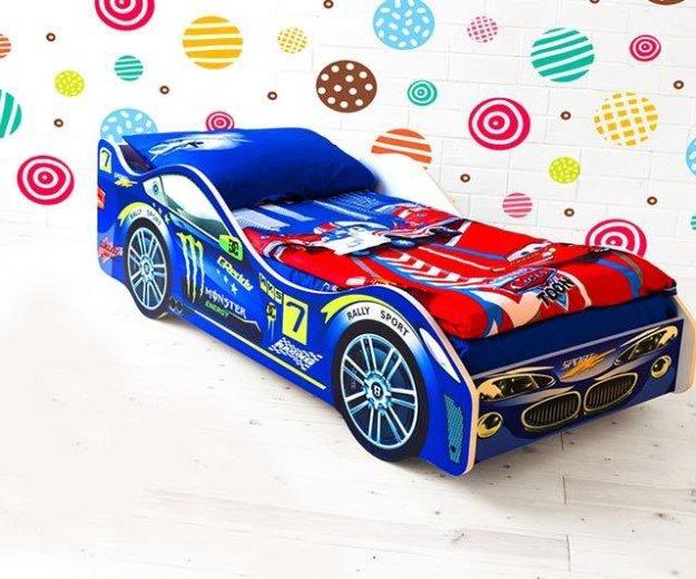 Детские кровати машины. Фото 4. Воскресенск.