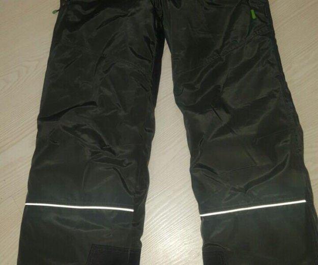 Утеплённые брюки для мальчика. Фото 2. Электросталь.