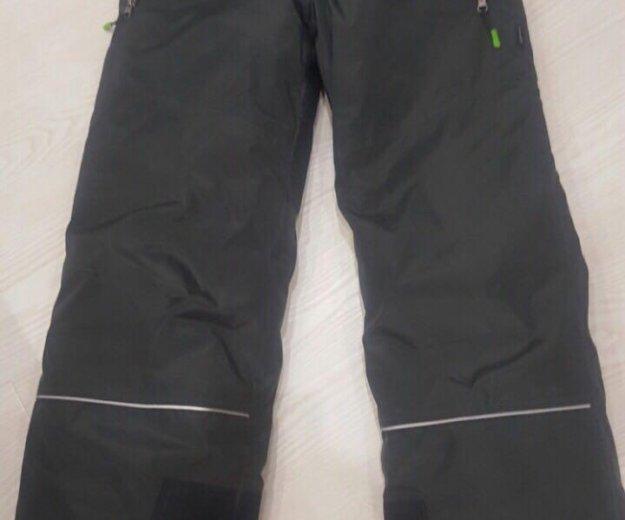Утеплённые брюки для мальчика. Фото 1. Электросталь.