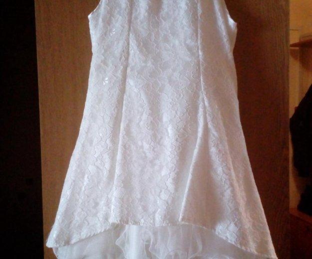 Праздничное платье для девочки. Фото 2. Железнодорожный.
