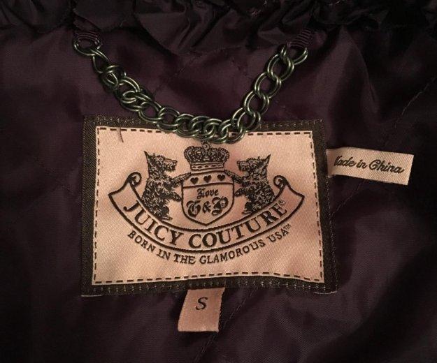 Зимняя куртка juicy couture. Фото 2. Москва.