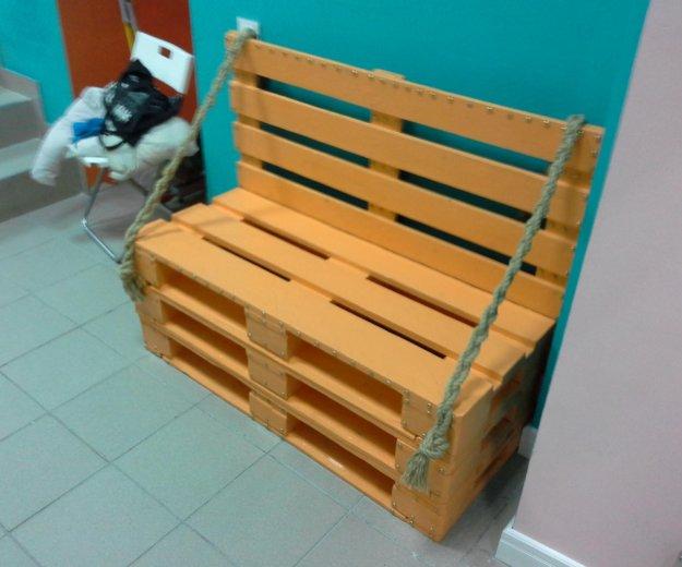 Мебель из паллет. Фото 1. Саратов.