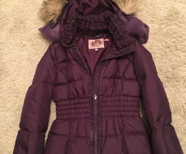 Зимняя куртка juicy couture. Фото 4. Москва.