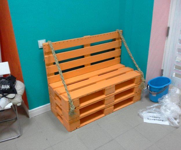 Мебель из паллет. Фото 2. Саратов.