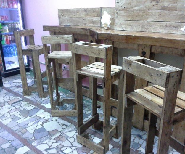 Мебель из паллет. Фото 3. Саратов.