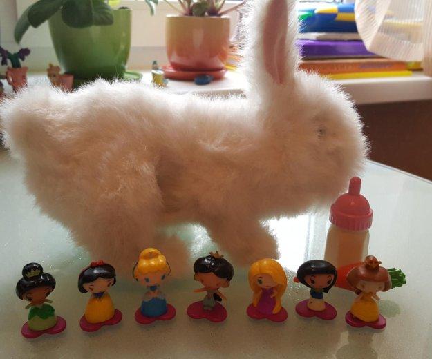 Интерактивный кролик кузя. Фото 2. Москва.