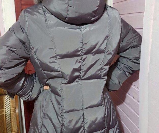 Зимнее пальто. Фото 2. Москва.