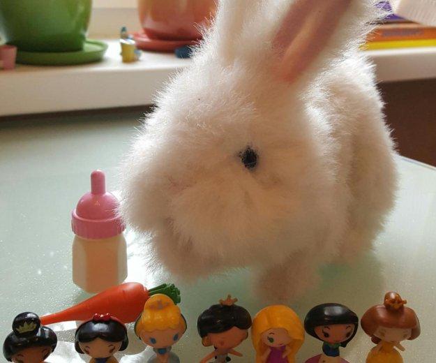 Интерактивный кролик кузя. Фото 3. Москва.