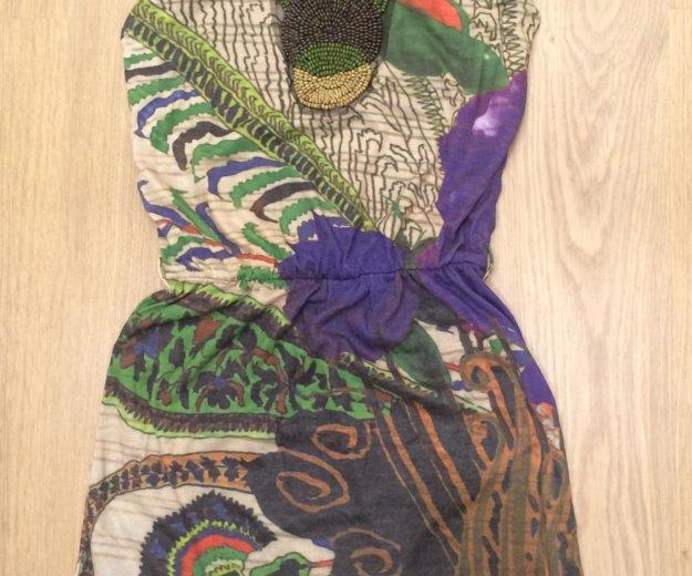 Платье джинсы юбка кофта. Фото 4. Москва.