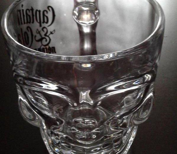 Кружка в форме черепа. Фото 1. Москва.