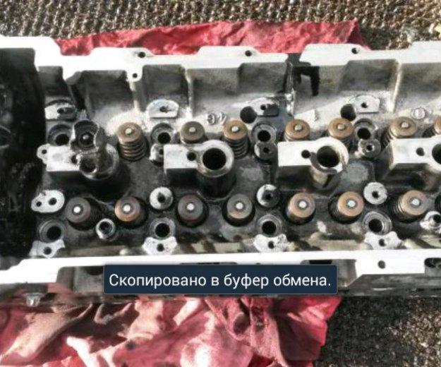 Мерседес е220 cdi голова  двигателя 611. Фото 1. Горбунки.