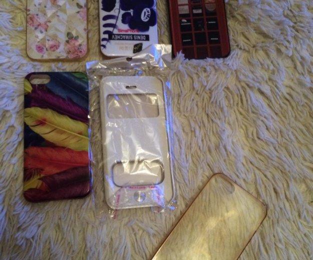Чехол для iphone 5, 5s. Фото 1. Москва.