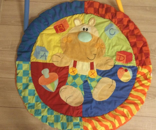 Развивающий коврик. Фото 2. Верхняя Пышма.