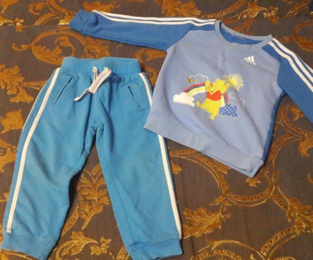 Спортивный костюм adidas 86-92. Фото 1. Москва.