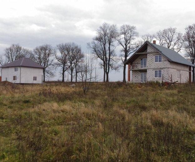 Земельный участок ижс. Фото 1. Калининград.