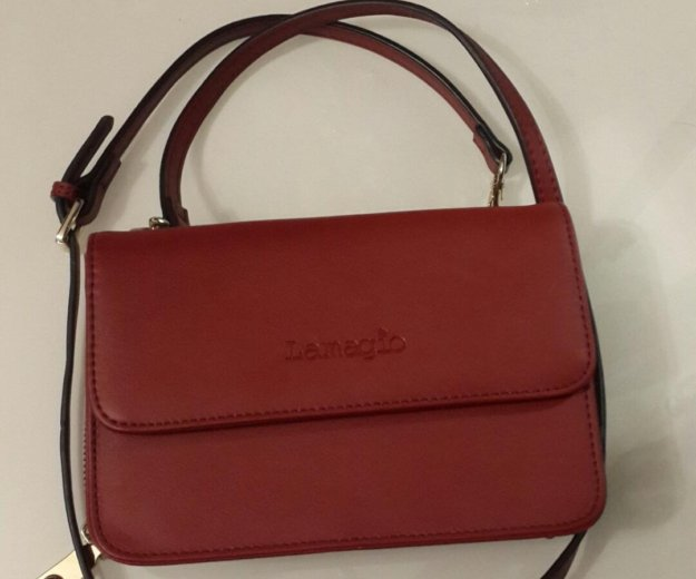Продаю новую сумочку lamagio италия. Фото 1. Москва.